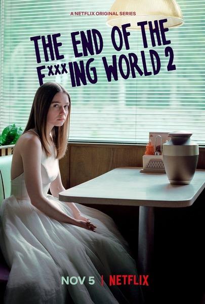 Конец ***го мира / The End Of The F***ing World [S02] (2019) WEB-DL 1080p   Netflix   9.36 GB
