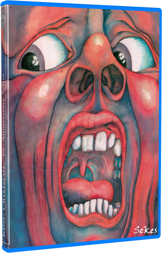 King Crimson - In The Court of the Crimson King (2019, Blu-ray)