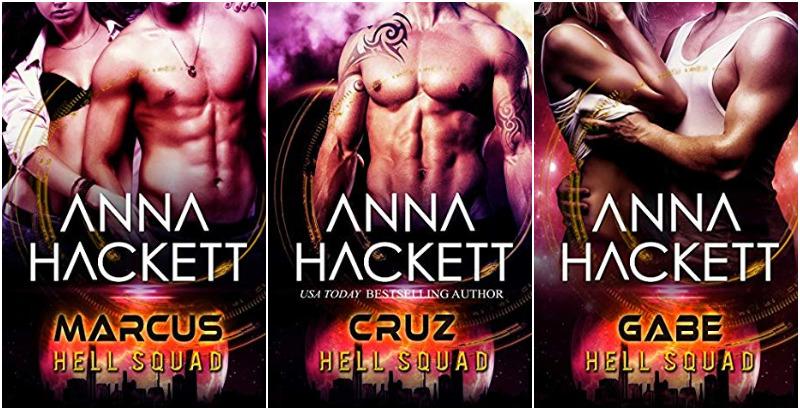 Anna Hackett - Collection