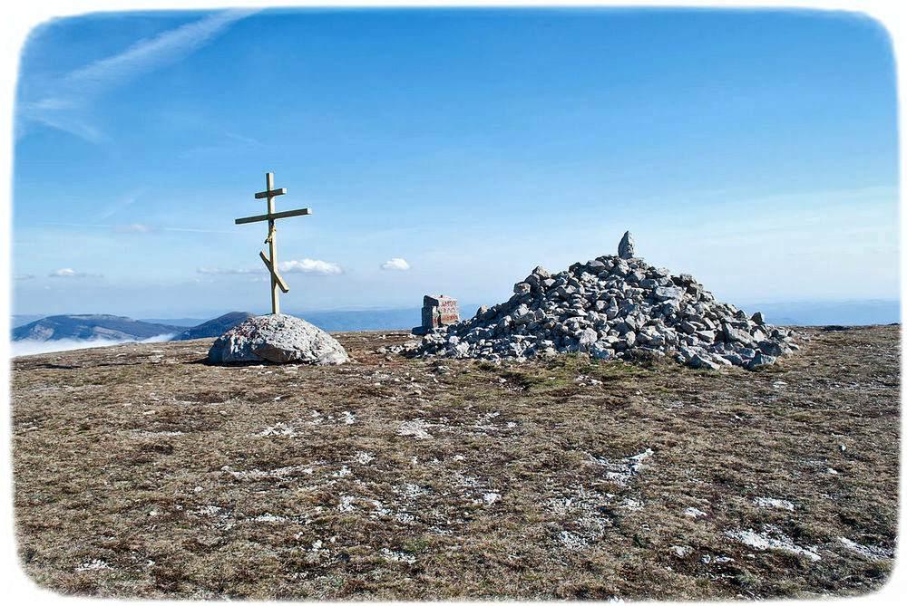Роман-Кош. Вершина Крымских гор