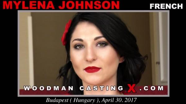 Mylena Johnson - Woodman Casting X 174 (2019) SiteRip |