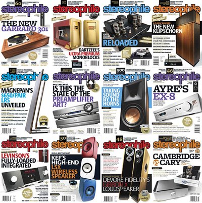 Stereophile - 2019 Full Year