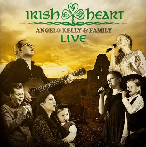 Angelo Kelly & Family - Irish Heart: Live (2018, Blu-ray)