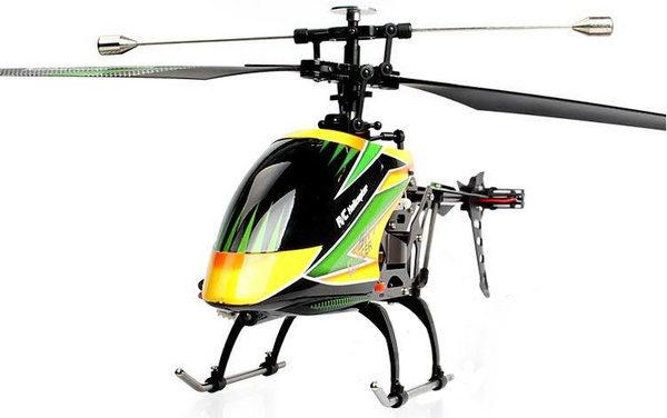 Игрушки на радиоуправлении: вертолеты и машинки для детей и взрослых