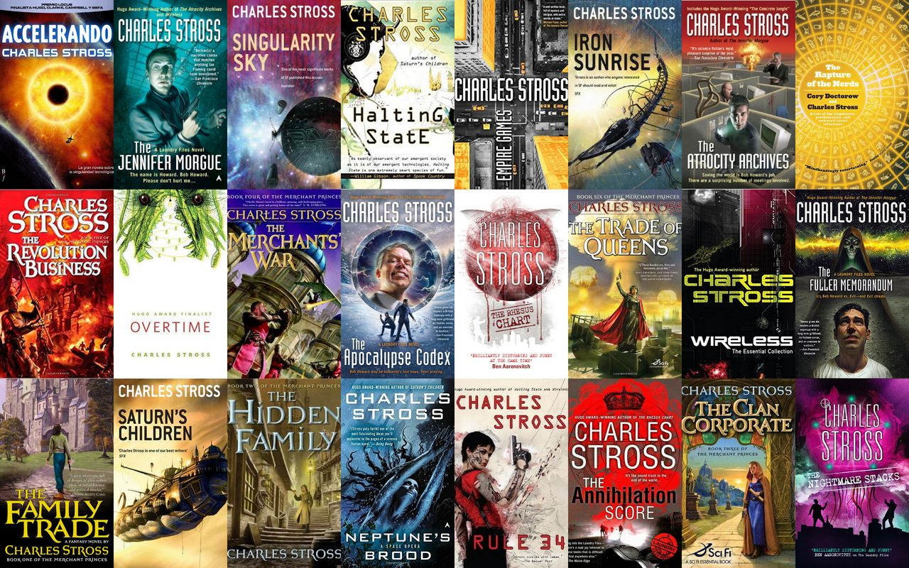 Charles Stross - Collection