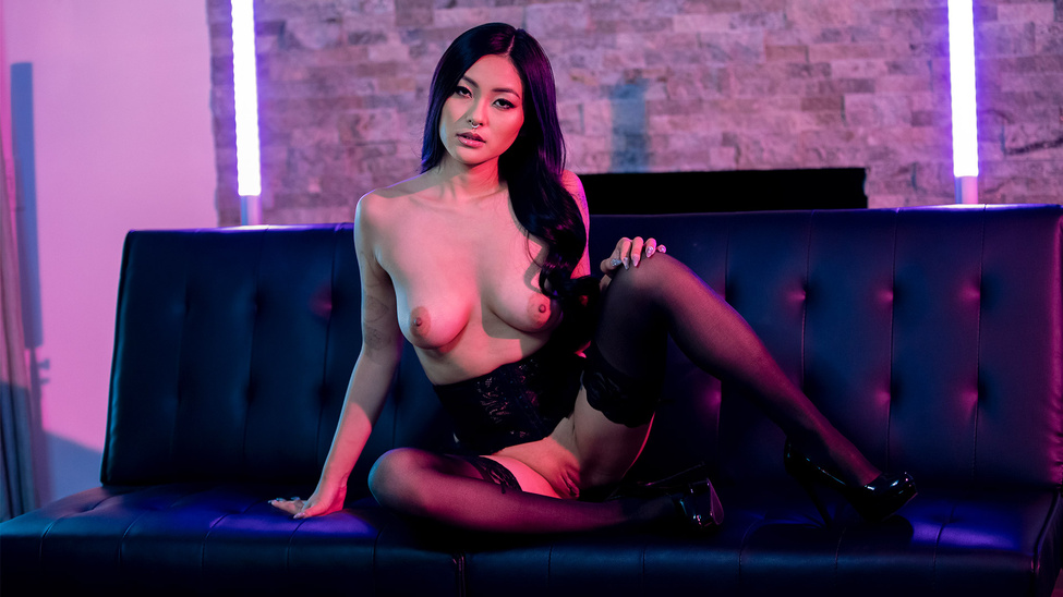 [BabyGotBoobs.com / Brazzers.com] Rae Lil Black - Black Out (04.12.2019) [Asian, Athletic, Bald Pussy, Brunette, Feet, Indoors, Innie Pussy, Japanese, Medium Skin, Medium Tits, Natural Tits, Other, Piercing, Small Ass, Squirt, Tattoo, Teen Role]