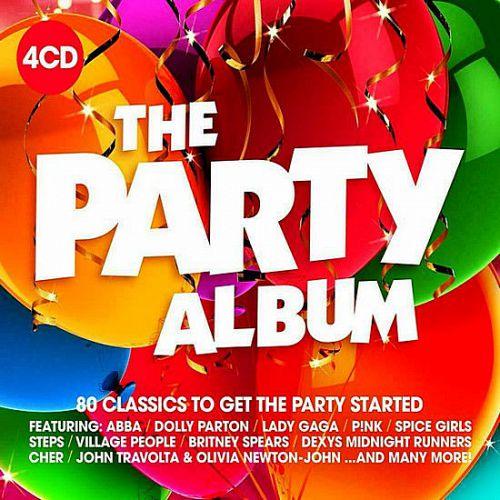 VA – The Party Album [4CD] (2019)