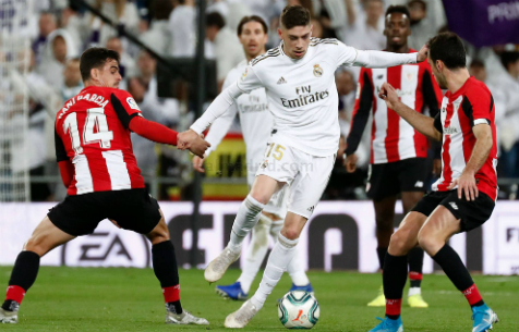 Real Madrid C.F. - Athletic Club de Bilbao 0:0