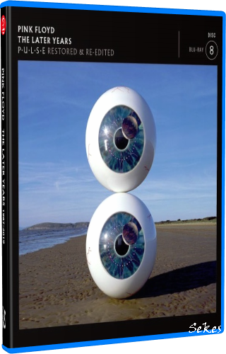 Pink Floyd - P.U.L.S.E Restored & Re-edited (2019, Blu-ray)