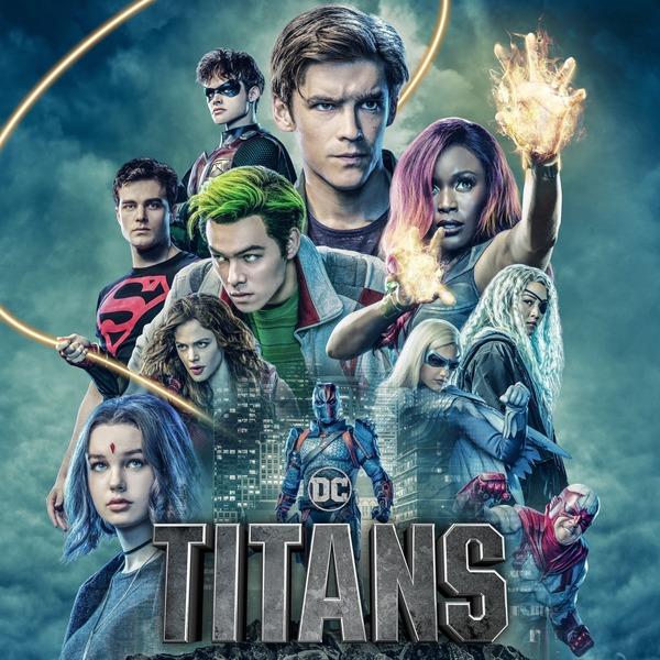 Титаны / Titans [S01-02] (2018-2019) WEB-DLRip | LostFilm