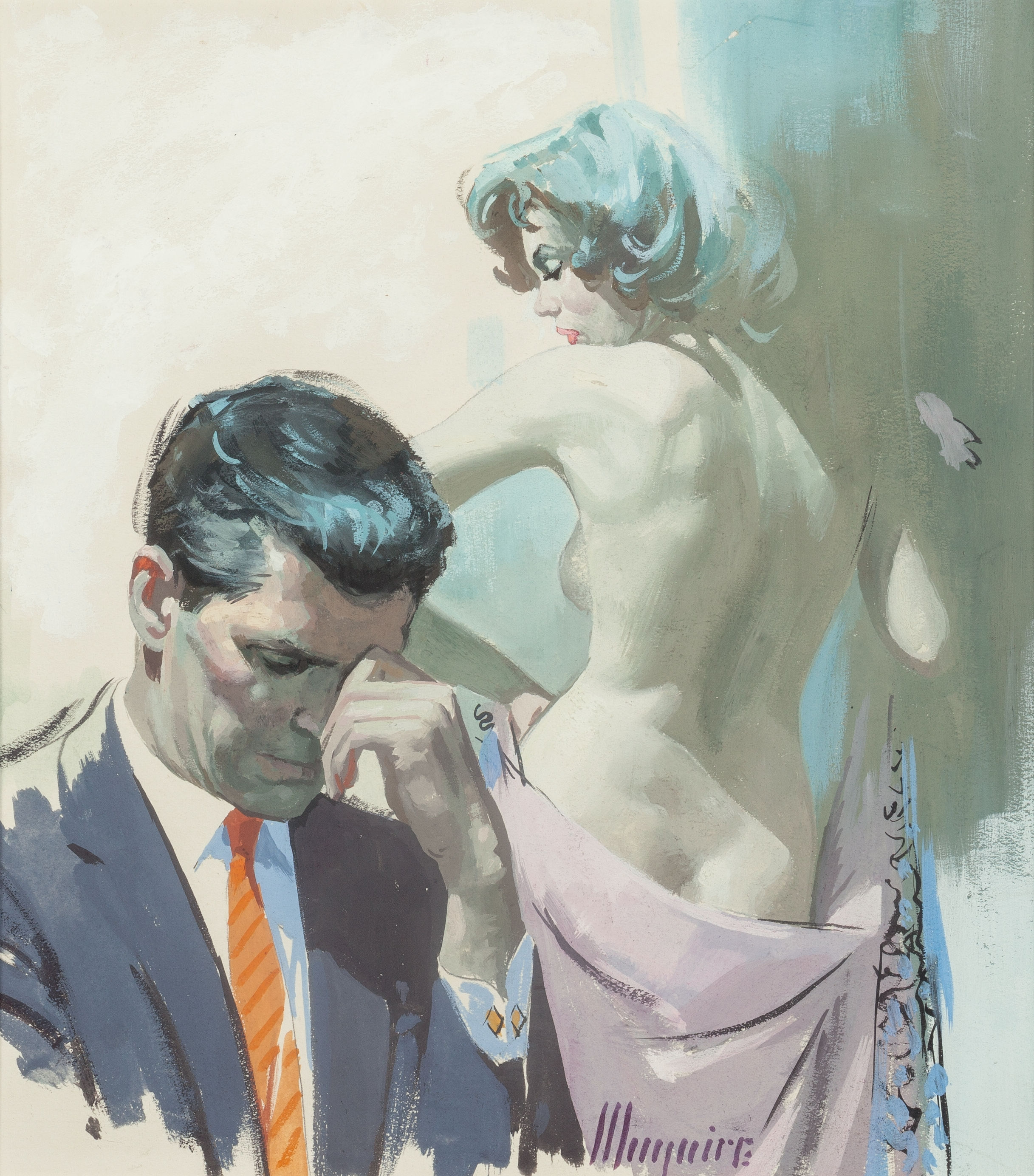 How Like a God, paperback cover, 1961.jpg