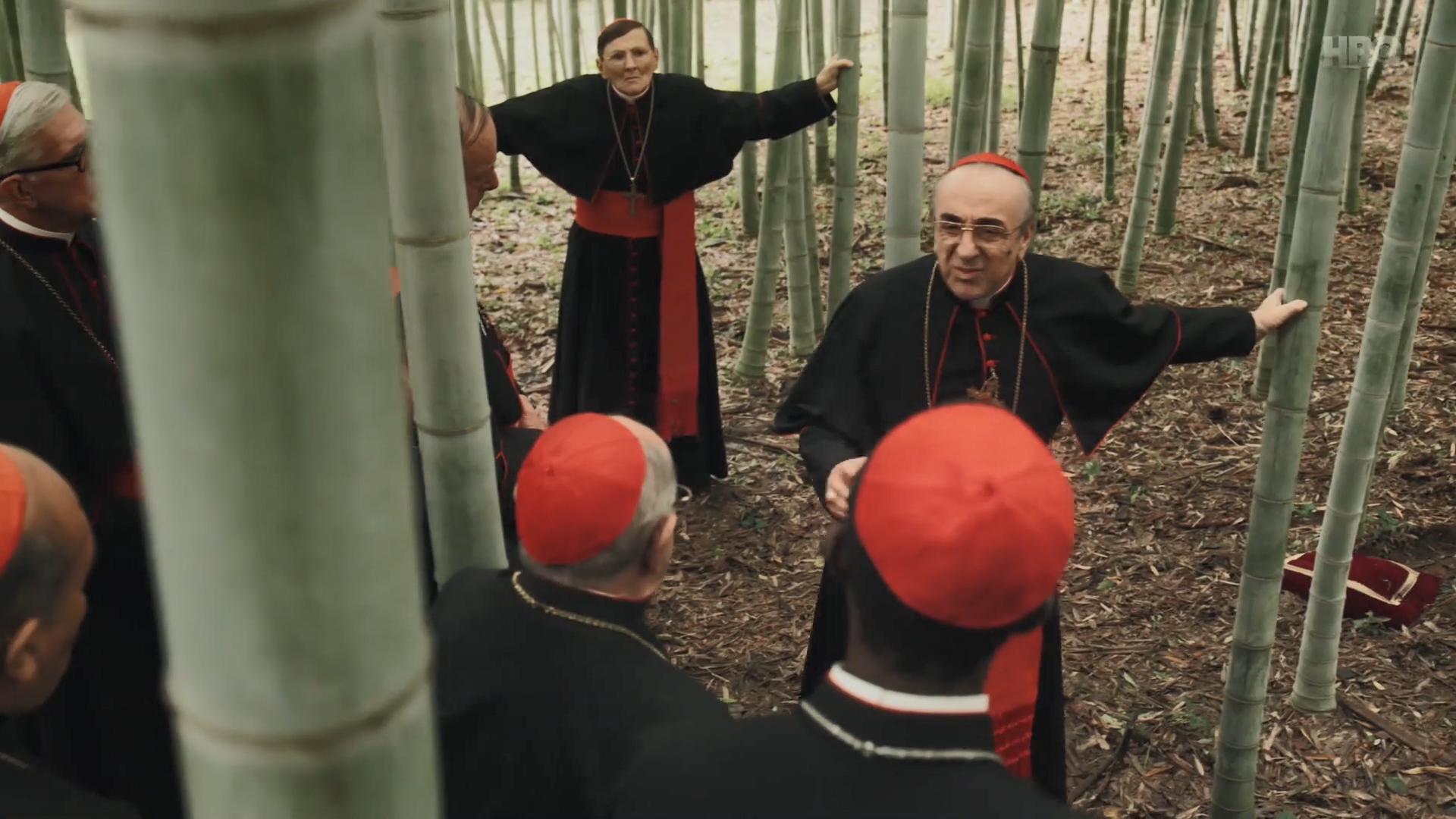 Изображение для Новый Папа / The New Pope, Сезон 1, Серии 1-9 из 9 (2020) HDTVRip 1080p (кликните для просмотра полного изображения)