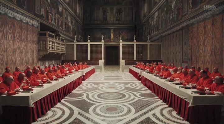 Изображение для Новый Папа / The New Pope, Сезон 1, Серии 1-9 из 9 (2020) HDTVRip (кликните для просмотра полного изображения)