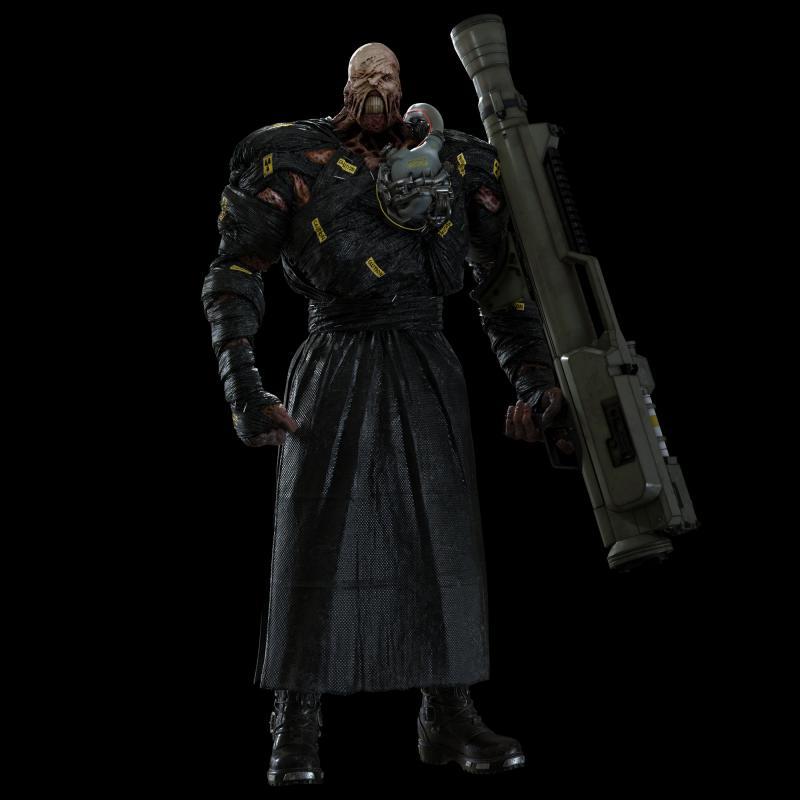 Новые подробности  Resident Evil 3: Nemesis 545463bca67f83a42cf3ee8abe4aaaac