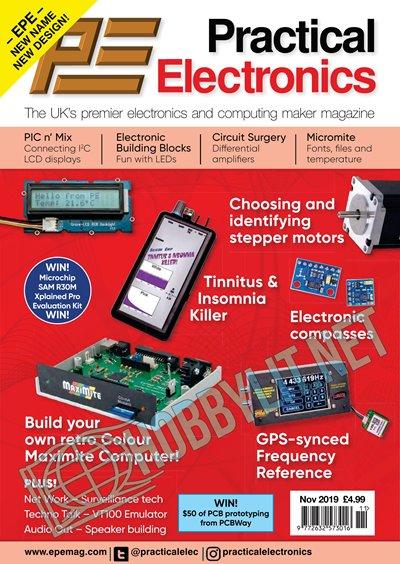 Practical Electronics №11 (November 2019)
