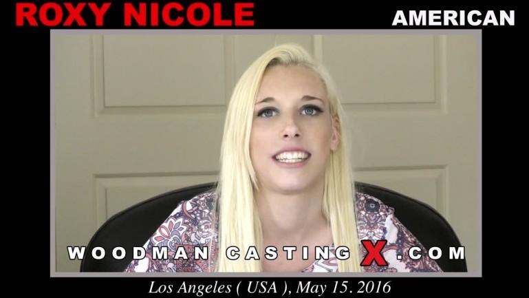 Roxy Nicole - Woodman Casting X 217 (2020) SiteRip