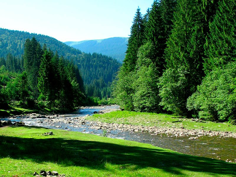 Моршин и Трускавец: в отпуск с удовольствием