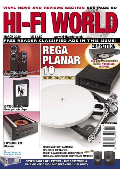 Hi-Fi World (March 2020)