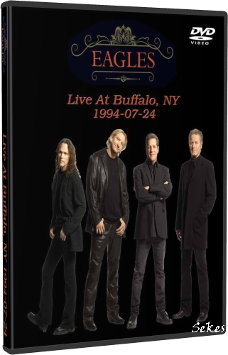 The Eagles - Live at Buffalo (1994, DVD5)