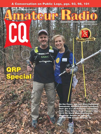 CQ Amateur Radio №2 (February 2020)