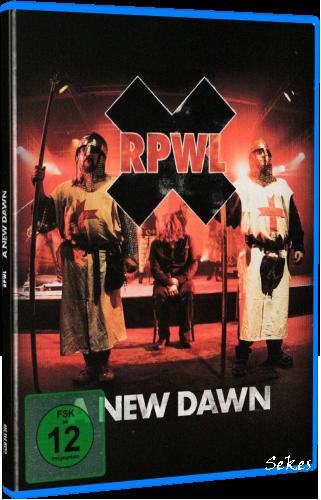 RPWL - A New Dawn (2017, Blu-ray)