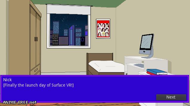Hyper Surface [2020] [Uncen] [ADV, Pixel, Platformer] [ENG] H-Game