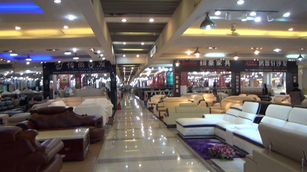 мебельные туры в Гуанчжоу