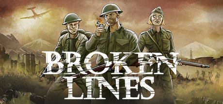 Broken Lines [v 1.03] (2020) PC | Repack