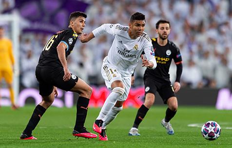 """Каземиро: """"Если и есть команда, которая способна отыграться, то это """"Реал Мадрид"""""""