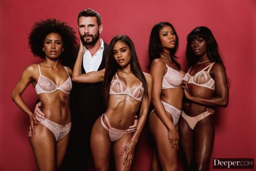Demi Sutra, Ana Foxxx, Scarlit Scandal, Nia Nacci - Taste (2020) SiteRip |