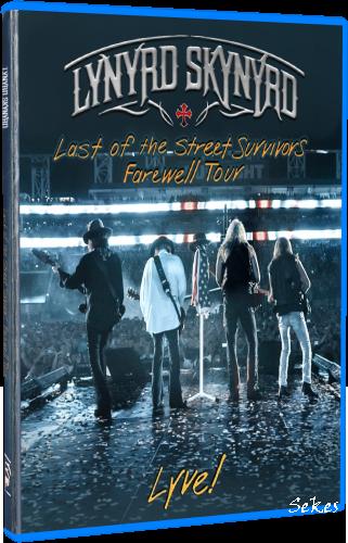 Lynyrd Skynyrd - Last Of The Street Survivors Farewell Tour Lyve! (2020, BDRip 1080p)