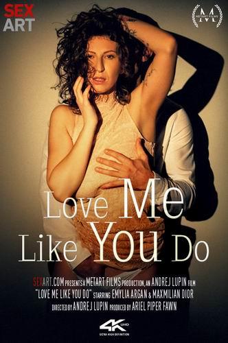 Emylia Argan - Love Me Like You Do (2020) SiteRip |