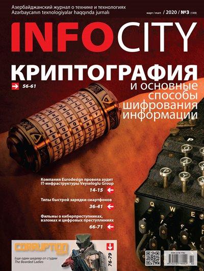 InfoCity №3 (март) 2020