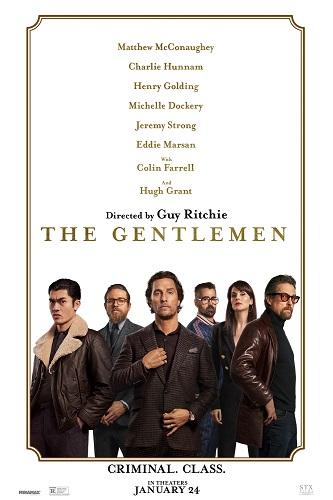 The Gentlemen 2020 1080p WEB-DL H264 AC3-EVO