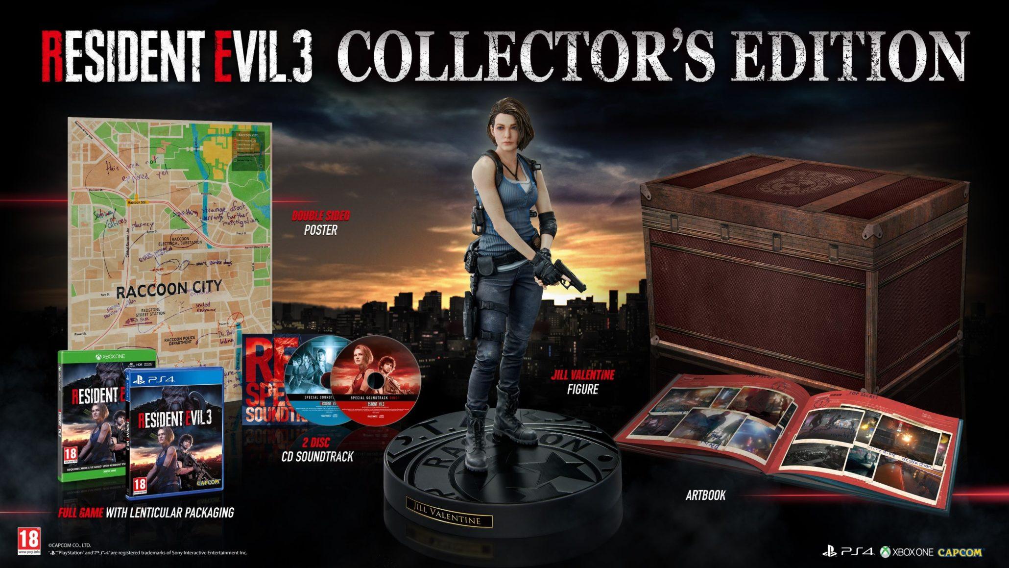 Обзор и обсуждение Resident Evil 3: Remake E05d0ffb682bb8eb0710b92c6fb3aeaa