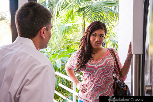 London Keyes - London Keyes visits her sugardaddy for his pleasure (2020) SiteRip |