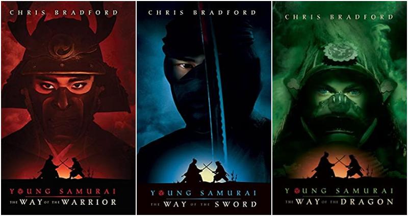 Chris Bradford - Collection