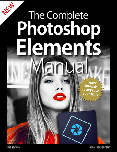 The Complete Photoshop Elements Manual (2020) 2-nd Edition