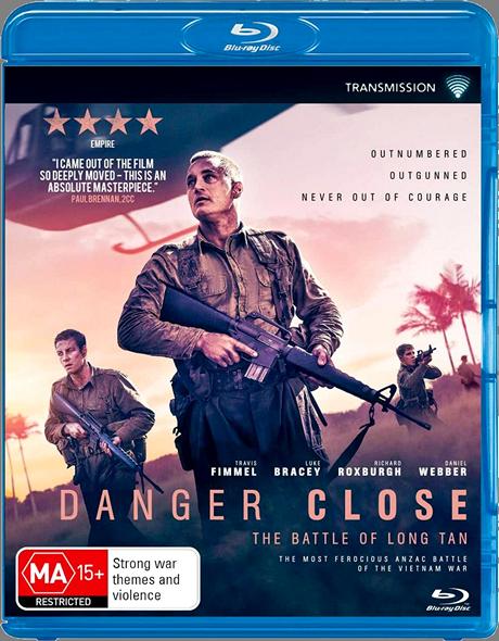 Опасная близость: Сражение при Лонгтане / Danger Close: The Battle of Long Tan (2019) BDRemux 1080p | HDRezka Studio