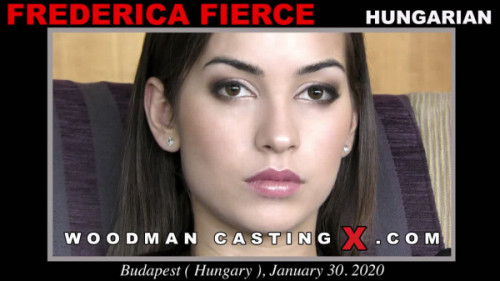 Frederica Fierce - Woodman Casting X 218 (2020) SiteRip |