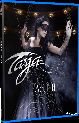 Tarja Turunen - Act I-II (2012-2018, 3xBlu-ray)