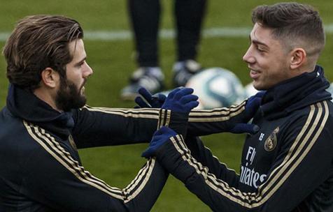 Marca: Начо и Вальверде проведут ближайшую тренировку отдельно от команды