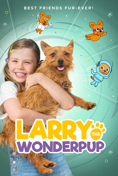 Ларри, чудо-пес / Larri the Wonderpup [S01] (2018) HDTVRip 1080p | P | 15.97 GB