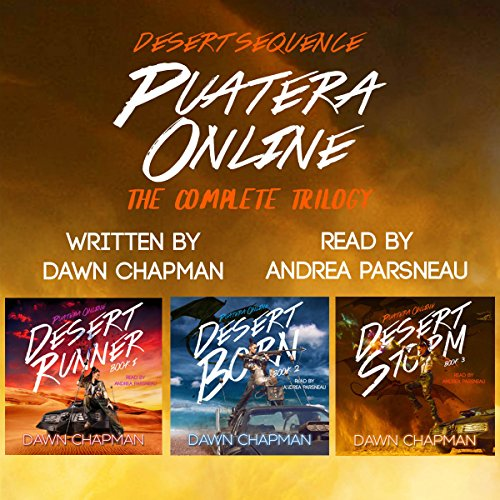 Puatera Online Series Books 1-3 - Dawn Chapman