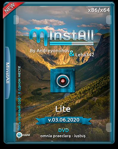 MInstAll by Andreyonohov & Leha342 Lite v.03.06.2020 [2020, Ru]