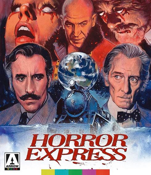 Поезд ужасов / Ужас в Транссибирском экспрессе / Horror Express (1972) BDRip | P1