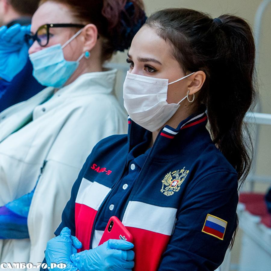 Алина Ильназовна Загитова-3 | Олимпийская чемпионка - Страница 9 9777d1e2e07407d0fa5777fdf9eb269f