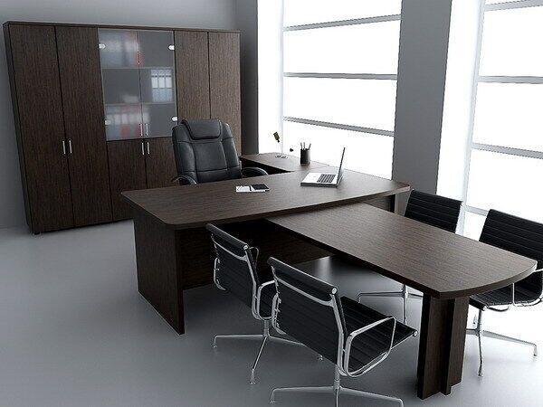 Допустимые цвета для офисной мебели