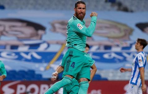 Серхио Рамос - самый результативный защитник в истории Ла Лиги