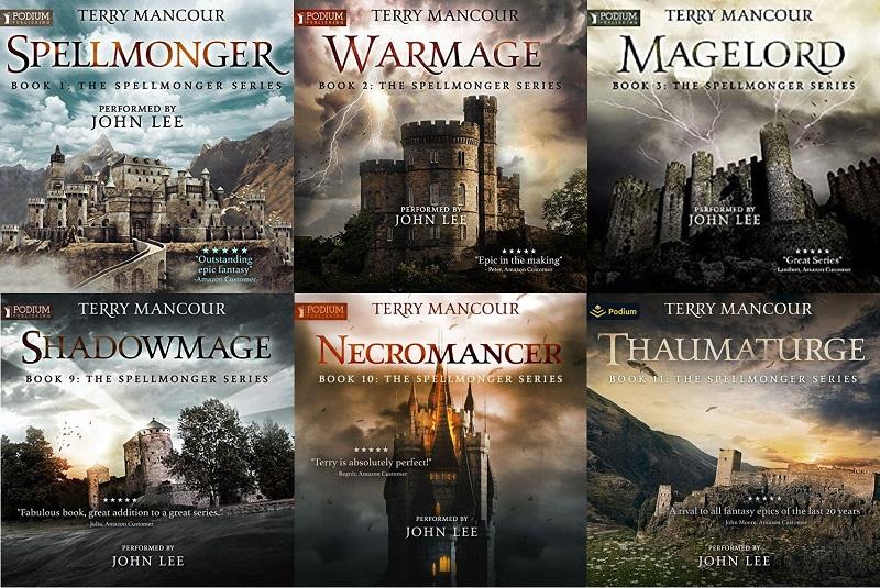 Spellmonger Series Book 1-11 - Terry Mancour